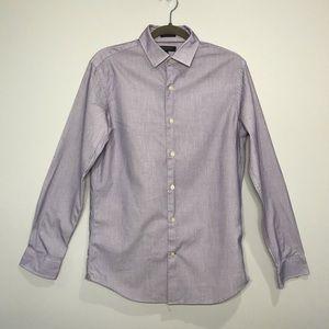 Banana Republic | Camden Fit Cotton Dress Shirt S